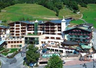 Отель Alpine Palace New Balance Luxus Resort