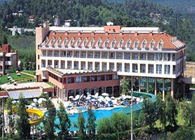 Отель Greeenwood Resort Kemer