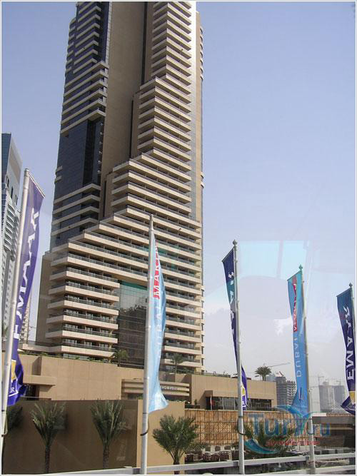 Отель Grosvenors House West Marina Beach Dubai
