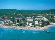 Отель Messonghi Beach Hotel