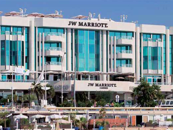 Отель Marriott Cannes