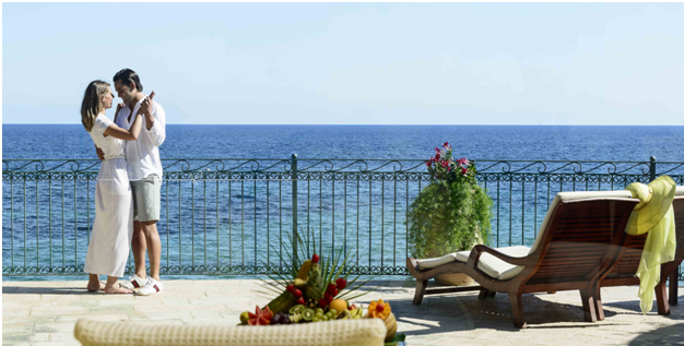 Forte Village romantic
